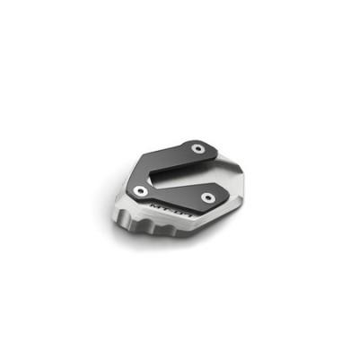 Kit de extensión del caballete lateral MT-07 - Black aluminium
