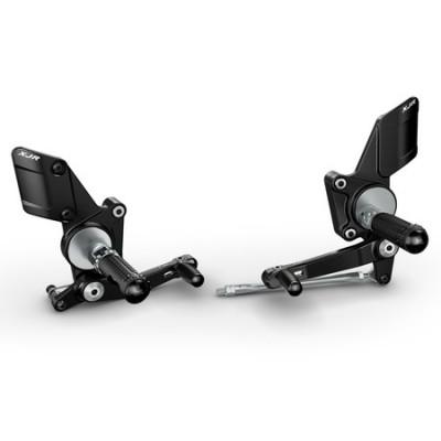 Kit de ajuste de pedales - Black