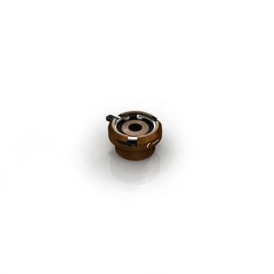 Tapón de aceite - Black