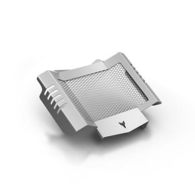 Tapa de radiador MT-125 - Titanium