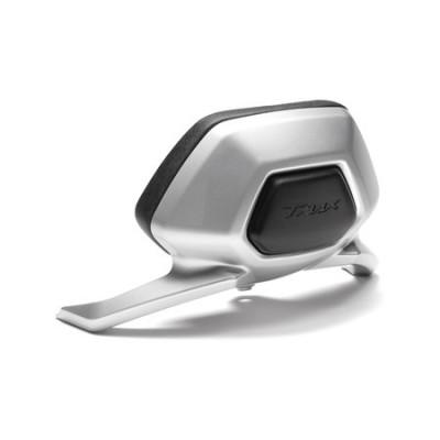 Soporte de respaldo para pasajero TMAX - Fine Silver