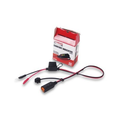Indicador de carga de batería YEC - Black