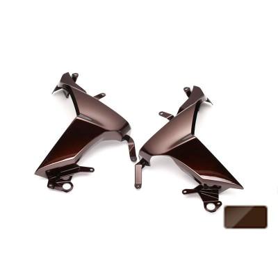 Protecciones para los pies FJR - Magnetic Bronze
