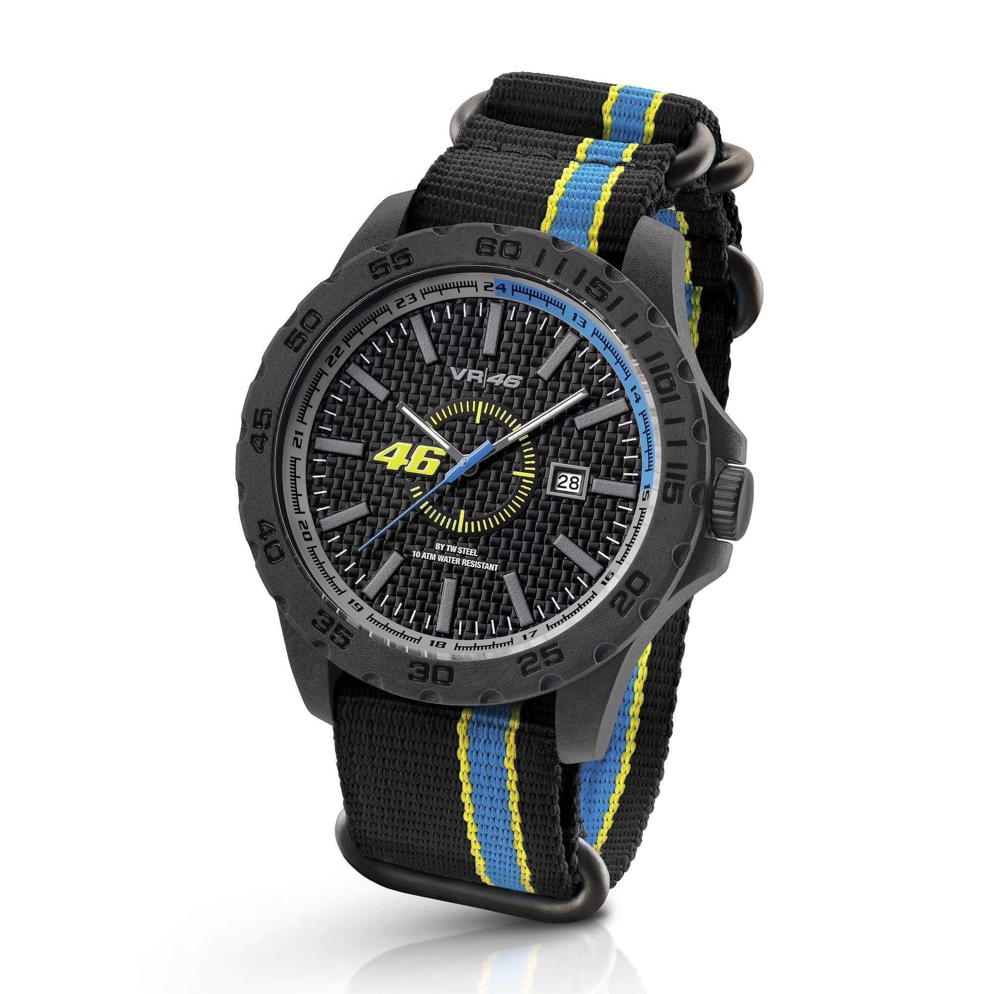 Reloj de pulsera VR46 Edition, de TW Steel®