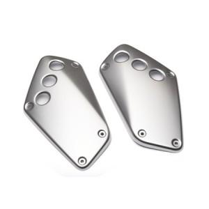 Tapas laterales - Aluminium