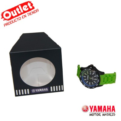 Reloj de pulsera Yamaha Racing, de TW Steel - Green