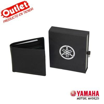 Cartera de Piel - Yamaha