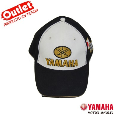 Gorra Yamaha Heritage Vintage Collection