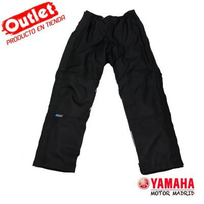 Pantalones Equipamiento Carretera ROZCAM- Caballero - Negro