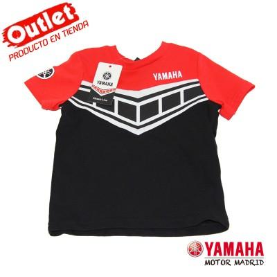 Camiseta Classic`15Kid/Red Talla08