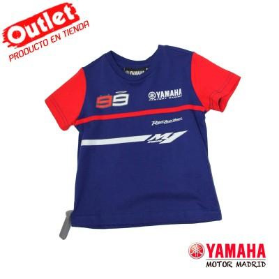 Camiseta Lorenzo Niño`15 Talla 06