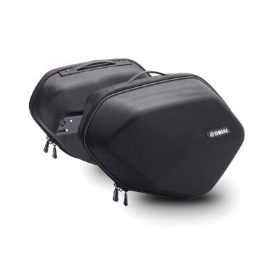 Maletas laterales blandas de ABS - Black