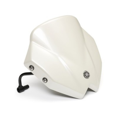 Carenado de faro XJ6 - Competition White