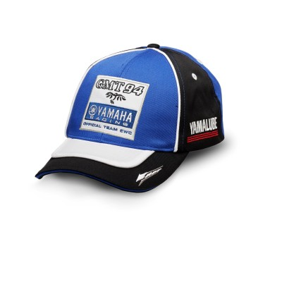 Gorra réplica GMT94 Yamaha EWC Racing Team