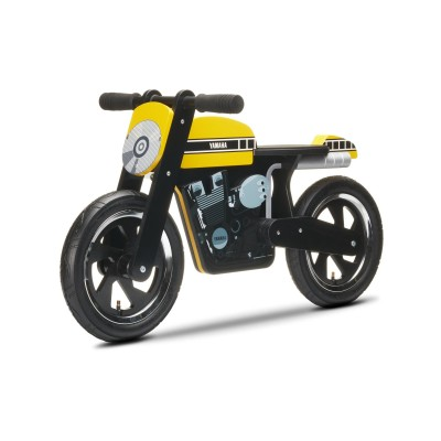 Moto de equilibrio Café Racer para niños