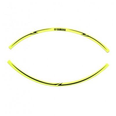 Adhesivos para llantas de 17'' - Yellow