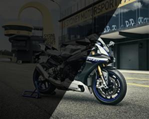 Peças de reposição originais para motociclos Yamaha